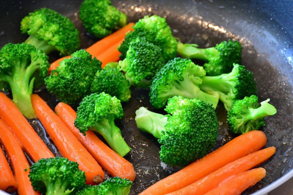 légumes bons pour le foie